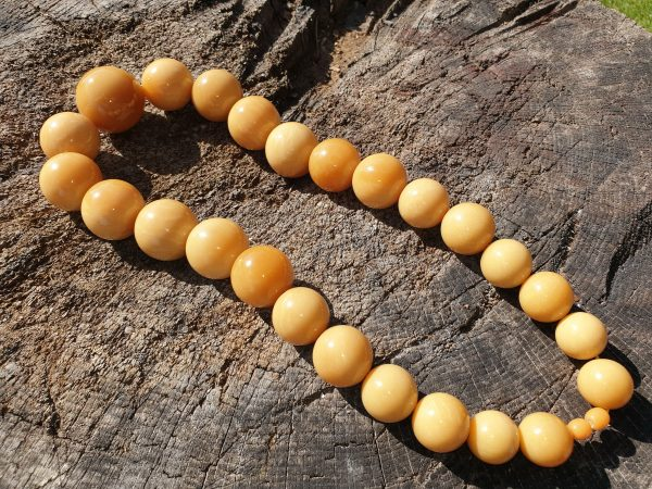 Baltic Amber Necklace, Genuine amber jewelry